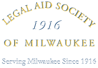 Legal Aid Society of Milwaukee 1916 Logo